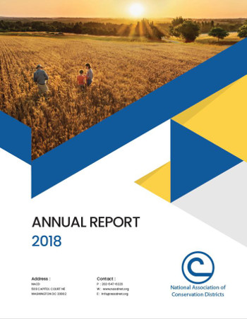 NACD Annual Report for 2018 Now Available