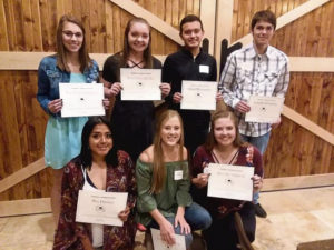 Centennial Conservation District awards scholarships