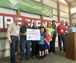 Whey Street Dairy Farm In Cuyler Wins Annual State Award For Conservation Efforts
